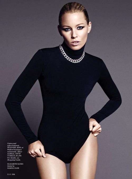 Elle USA - November 2014