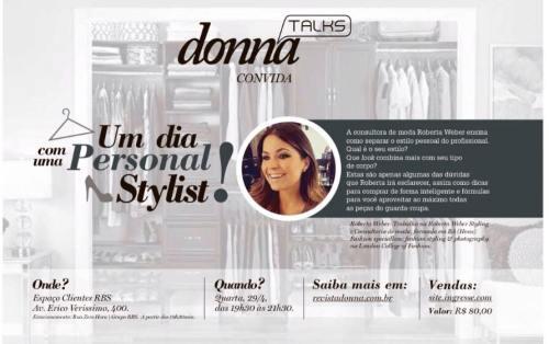 donnatalks